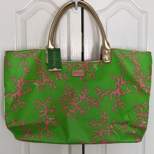 Lilly Pulitzer Sea and Be Seen Tote